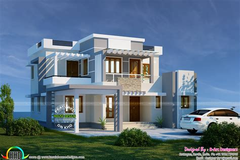 vastu kerala home design vastu compatible contemporary home by d arc designers