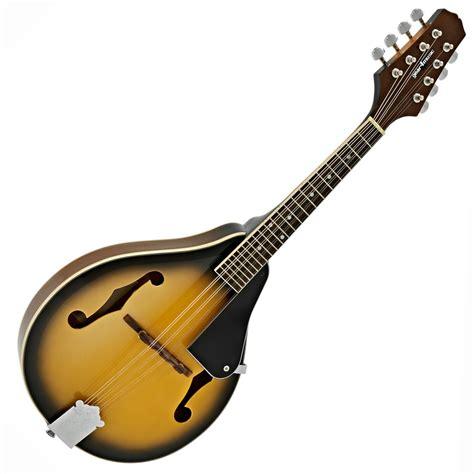 Gitar Mandolin mandolin by gear4music vintage sunburst at gear4music