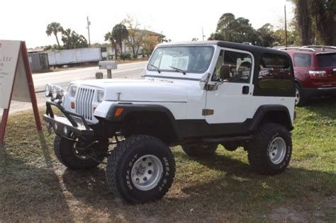 Jeep Wrangler Hardtops For Sale 1987 Jeep Wrangler Hardtop For Sale Jeep Wrangler 1987