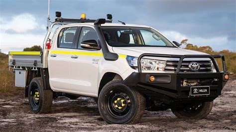 Toyota Hilux 2015 2015 Toyota Hilux Review Drive Carsguide