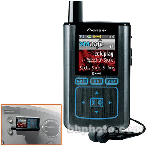 Xm Radio Gift Cards - pioneer gex inno2bk portable xm satellite radio gexinno2bk b h