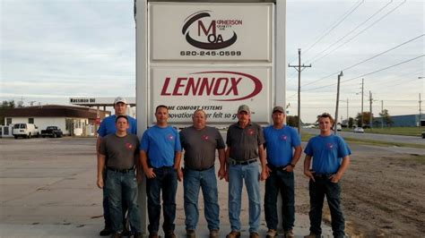 Guys Plumbing Ks by Hvac Contractor Heat Repair Plumbing Services Mcpherson Ks