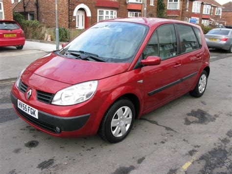 renault scenic 2005 renault scenic 1 5 2005 technical specifications