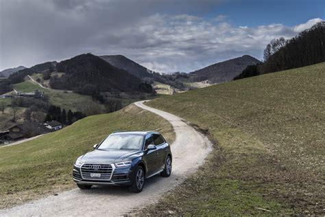 Der Neue Audi Q5 by Der Neue Audi Q5 2017 4x4schweiz
