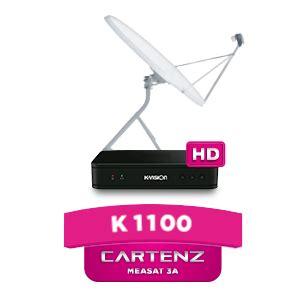 Harga Channel K Vision tv digital satelite harga k vision cartenz k1100 set