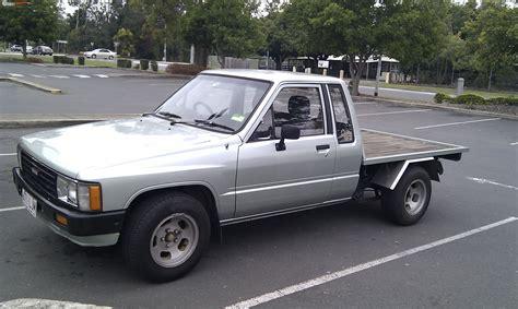 1985 Toyota Sr5 For Sale 1985 Toyota Hilux Sr5 2wd Car Sales Qld Brisbane South