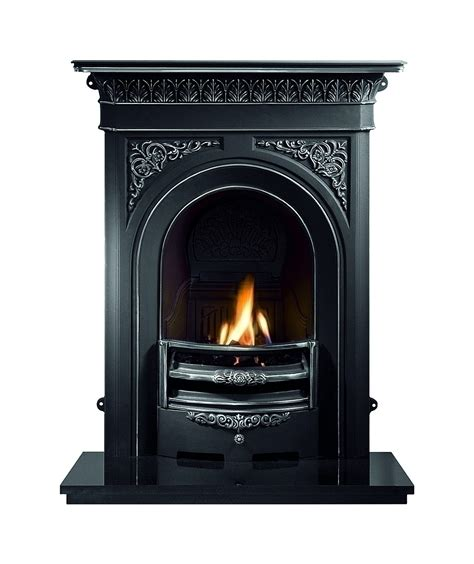 Fireplaces Wales by Nottage Highlighted Insert Debrett Fires