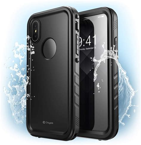5 best waterproof cases for iphone xs max fliptroniks