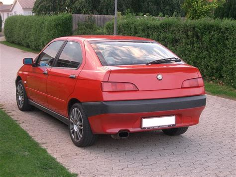Alfa Romeo 146 by 1996 Alfa Romeo 146 930 Pictures Information And
