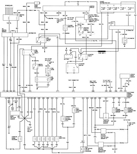 wiring diagram for 1991 dodge d150 wiring get free image