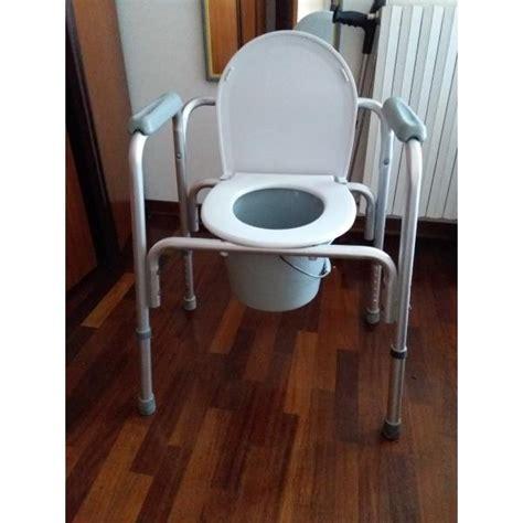 Sedia Da Bagno by Sedia Da Bagno Per Anziani E O Disabili Vendo Bagno E