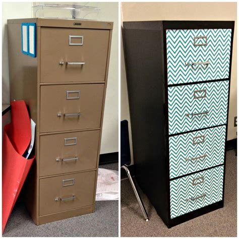 contact paper file cabinet here is a before and after of my filing cabinet i covered