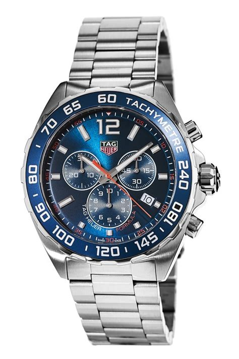 Ready Swiss Army Tachymeter tag heuer caz1014 ba0842 formula 1 quartz chronograph