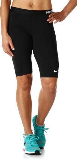 nike nike pro cool shorts womens  inseam  rei