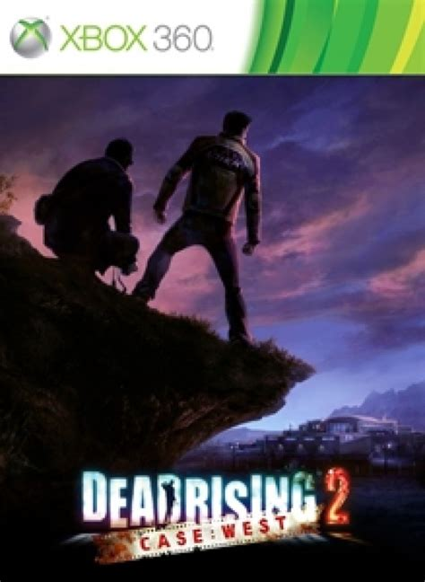 optimus dead rising  case west xbox   op