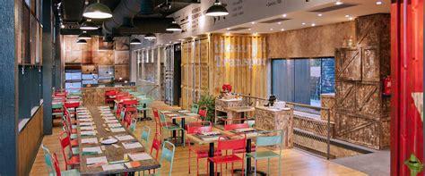 decoracion pizzeria da2 arquitectura interiorismo y arquitectura