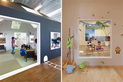 Play Interior Design For Free by Suppose Design Office Kiddy Shonan C X Nursery School