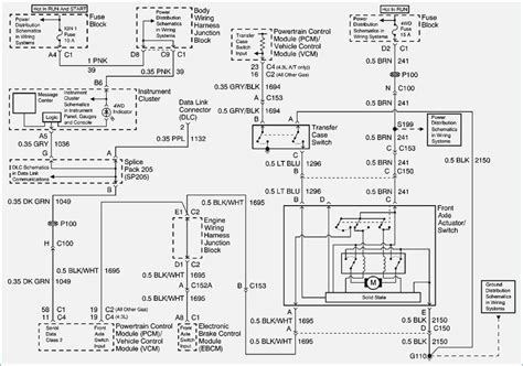 2004 silverado wiring diagram wiring diagram