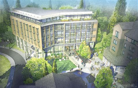 Berkely Hass Mba Black Alumni by Haas School To Add 60 Million Building