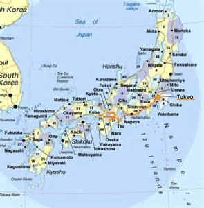 Tokyo World Map by Maps Of Tokyo