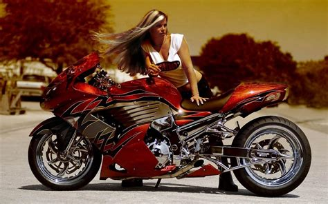 Higher Busa Bike Image
