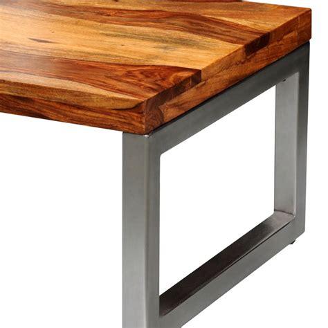 vidaxl co uk vidaxl coffee vidaxl co uk solid sheesham wood coffee table with steel leg