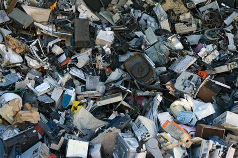 electronics dont     landfill