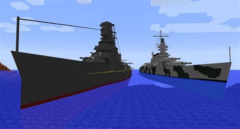 download mod game warship minecraft flans mod battleship pack teaser youtube