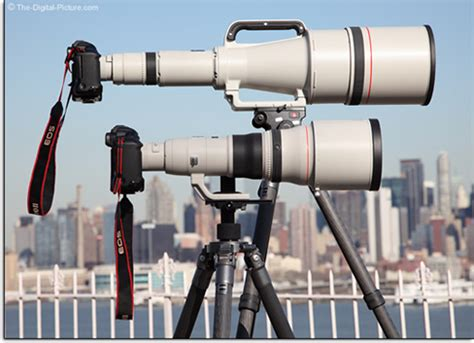 Lensa Canon Ef 400mm F 5 6 L Usm at 3x the weight and nearly 2x the length of canon s