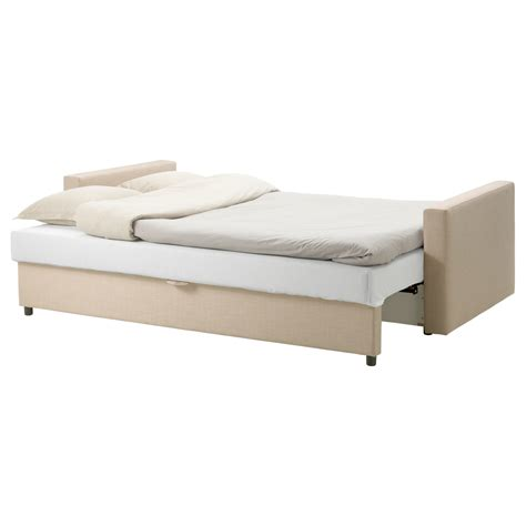 sofa sleepers ikea friheten three seat sofa bed skiftebo beige ikea