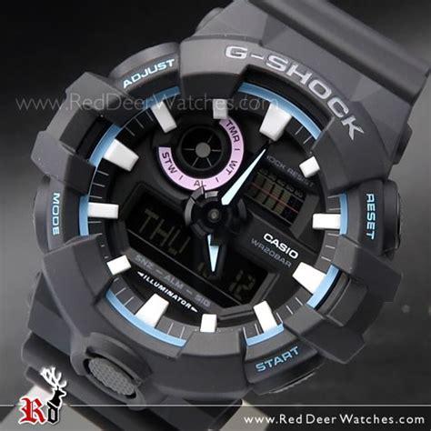 casio g shock analog digital illuminator special color ga 700pc 1a ga700pc