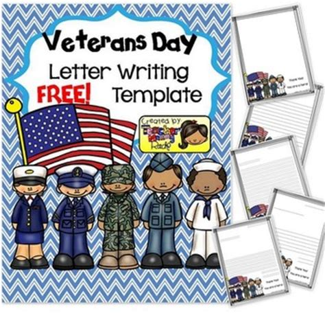 Free Veterans Day By Teacher Mommy Teachers Pay Teachers Veterans Day Program Template