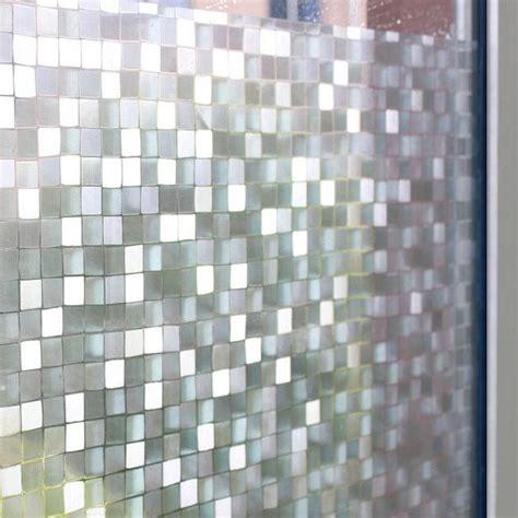 Fenster Aufkleber Groß bunte 3d statische freien kunststoff folie die