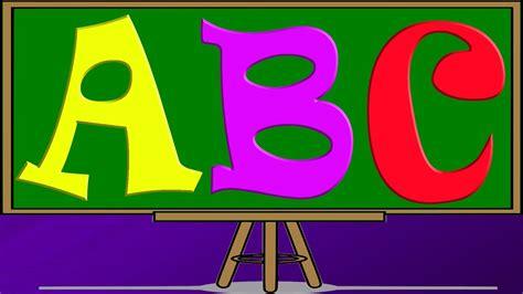 imagenes en ingles del abecedario el abecedario en ingles para ni 241 os abc canciones