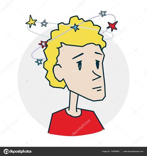 imagenes vectoriales personas persona mareada y dolor de cabeza archivo im 225 genes