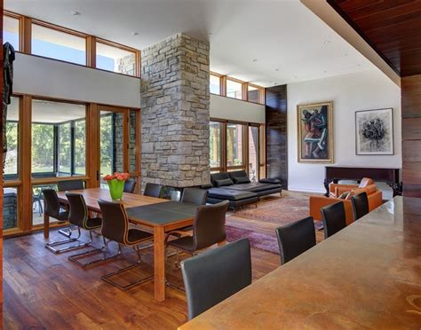 peaceful rock river house neighboring a forest reserve in peaceful rock river residence neighboring a forest reserve