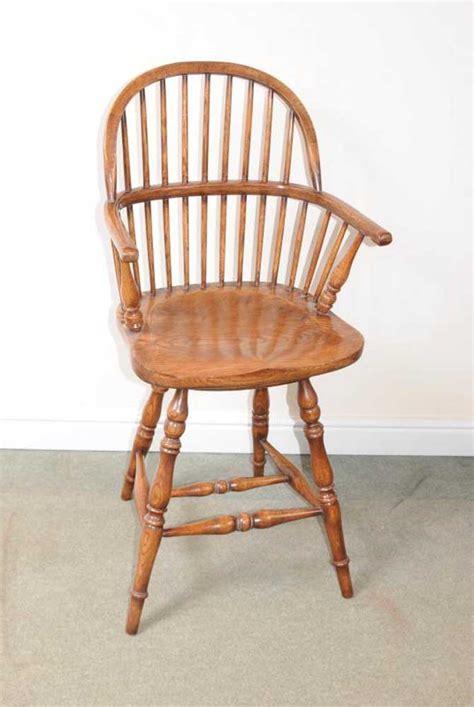 Oak Bar Stool Chairs by Oak Bar Stool Chair Chairs Farmhouse Ebay