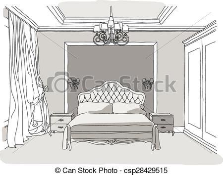 bedroom clipart black and white black white clipart bedroom pencil and in color black