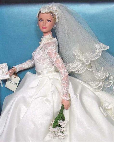 princess grace kelly  bride gold label silkstone