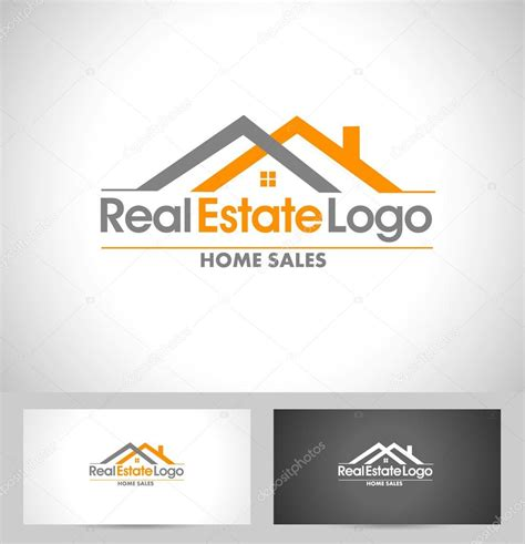 real estate logo stock vector 169 twindesigner 71427881