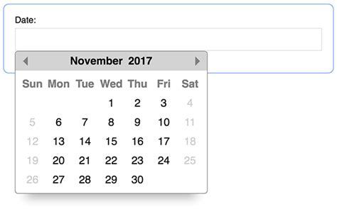 format date gmt javascript github qodesmith datepicker get a date with javascript
