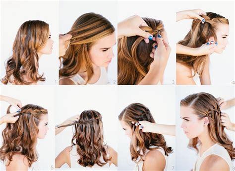 peinados sencillos y bonitos con trenzas paso a paso
