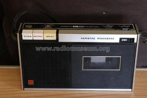 Ac National Panasonic national panasonic cassette 222 ac battery r player panasoni