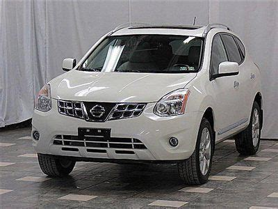 how it works cars 2011 nissan rogue navigation system sell used 2011 nissan rogue sl awd navigation heather leather sunroof loaded in chesterland