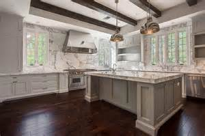 Kitchen Island Pendants island with farmhouse sink transitional kitchen