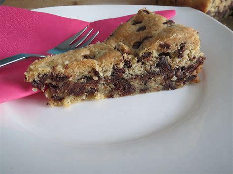 cookie kuchen nutella cookie kuchen rezept mit bild riga53