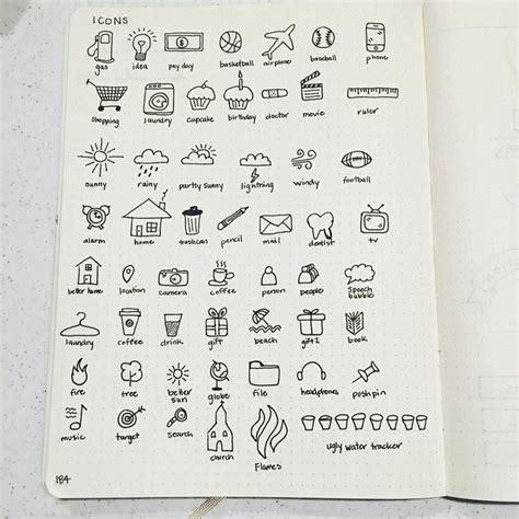 design calendar journal planner icons kalender diy piktogramme kalender design