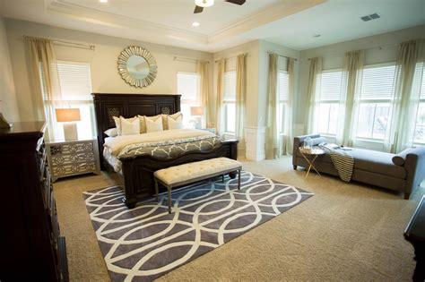 Master Bedroom With Nook Photo Page Hgtv