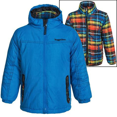 rugged winter jackets rugged systems winter jacket for boys save 60