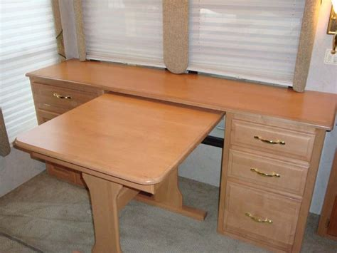 24 Best Images About Rv Desk On Pinterest How To Be Rv Computer Desk